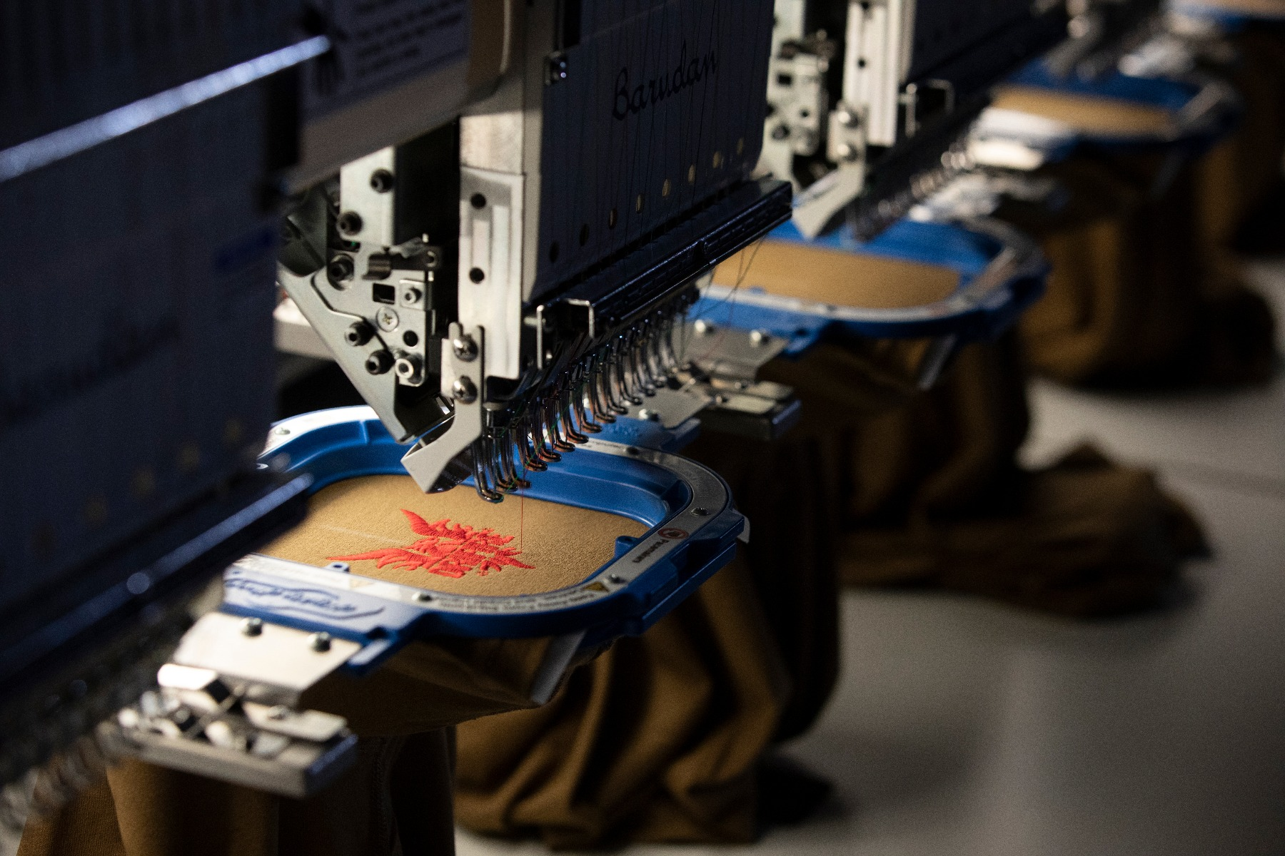 DRIFIRE military clothing and combat uniforms are sewn using materials sourced in the US.
